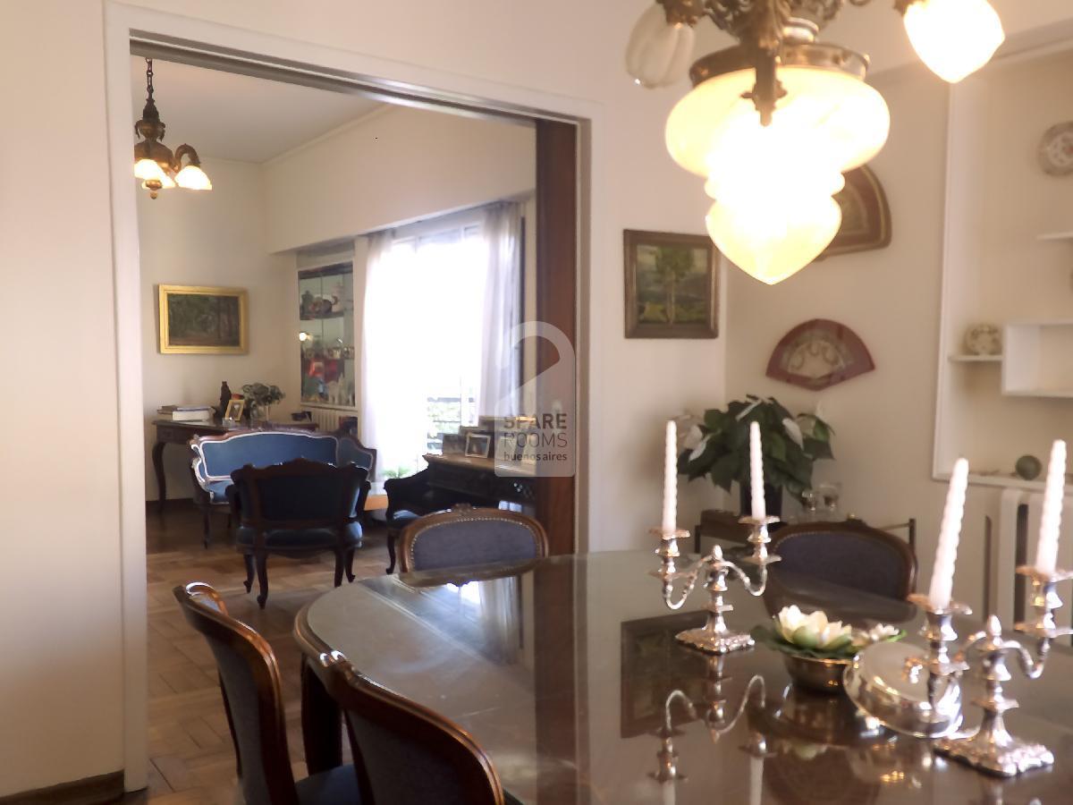 The dinning-room