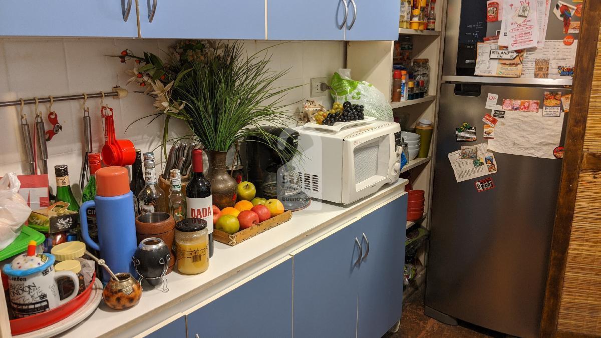 Cocina en la casa en San Telmo