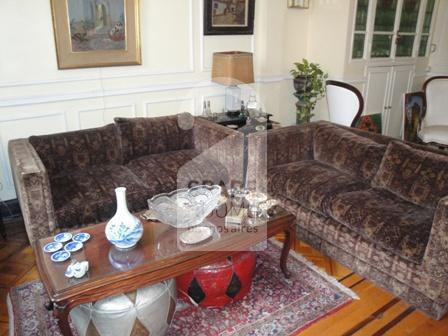 The living room at the apartment in Congreo