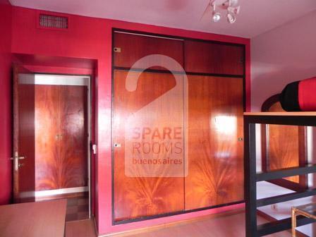 La habitación en el ph de Nuñez