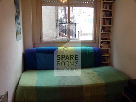The room at the apartment in Villa Crespo