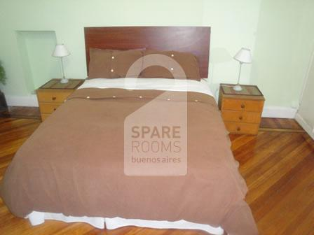 The room at the apartment in Balvanera