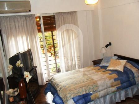 The room at the apartment in Palermo