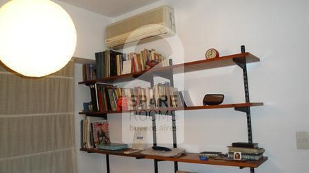 Single rooms at the apartment in Almagro
