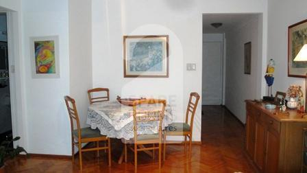 Dining room at the apartment in Almagro
