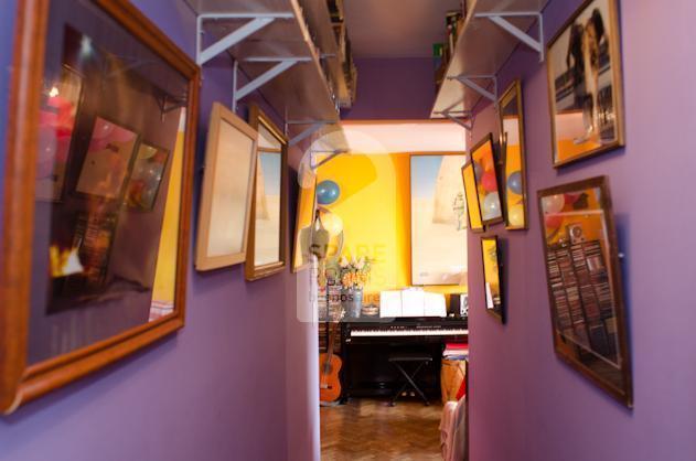 the apartment in San Telmo