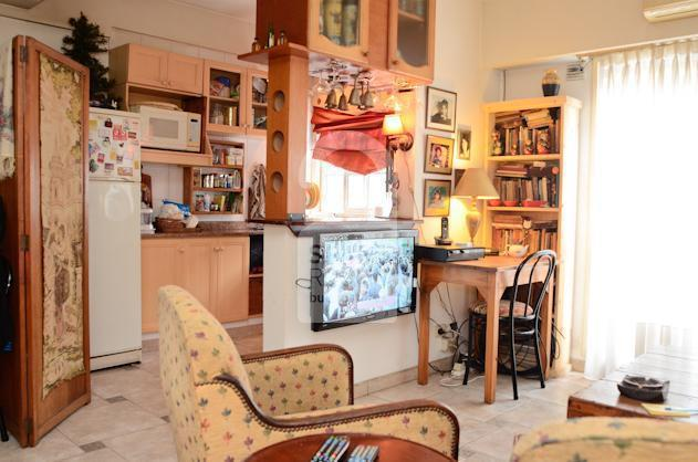 Cute and pleasant living-room area at the house in Almagro.