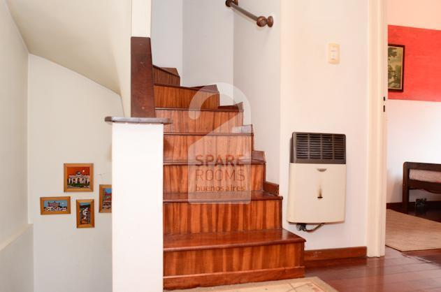 The access to the rooms in the house of Almagro.