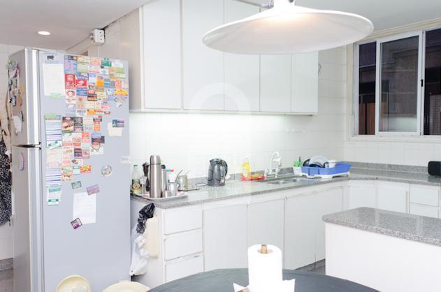 Kitchen and kitchen dinig room