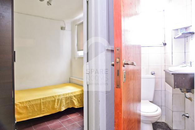 Room and toilette