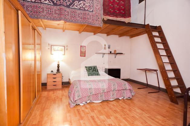 Loft room for two pax