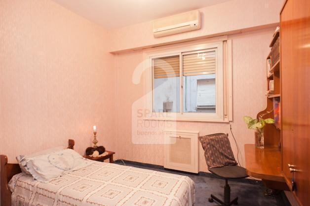 The room in the apartment at Ca�itas neighbourhood
