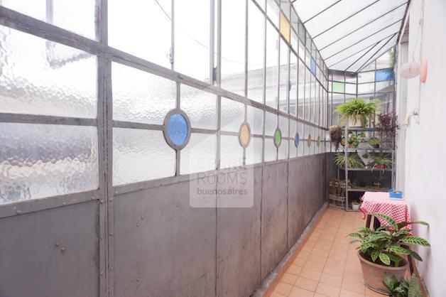 Hallway in te terrace
