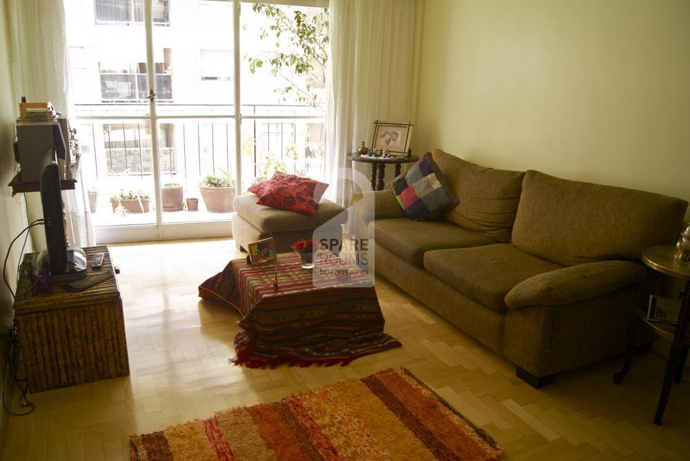 Living Room at Palermo apartment