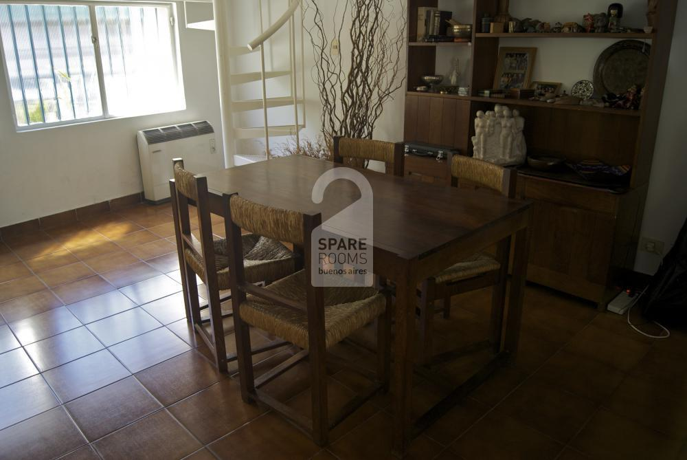 Dining Room in Palermo Soho
