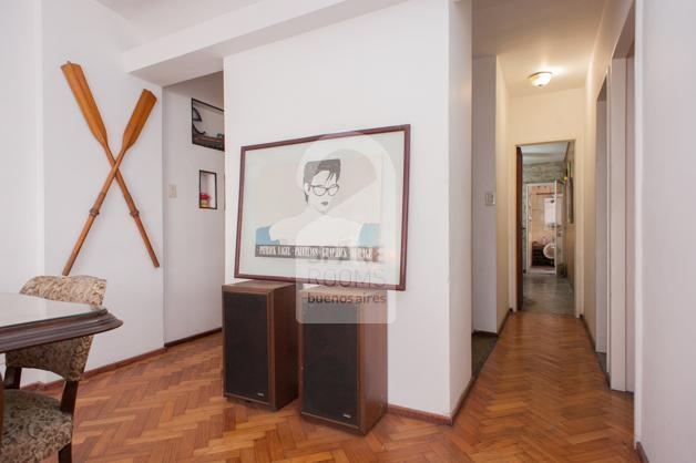 Distribution hallway