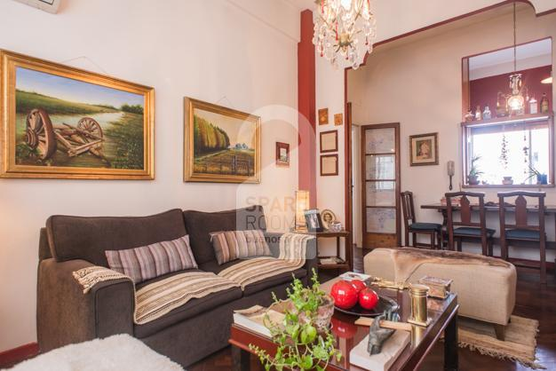 Living room in San Telmo