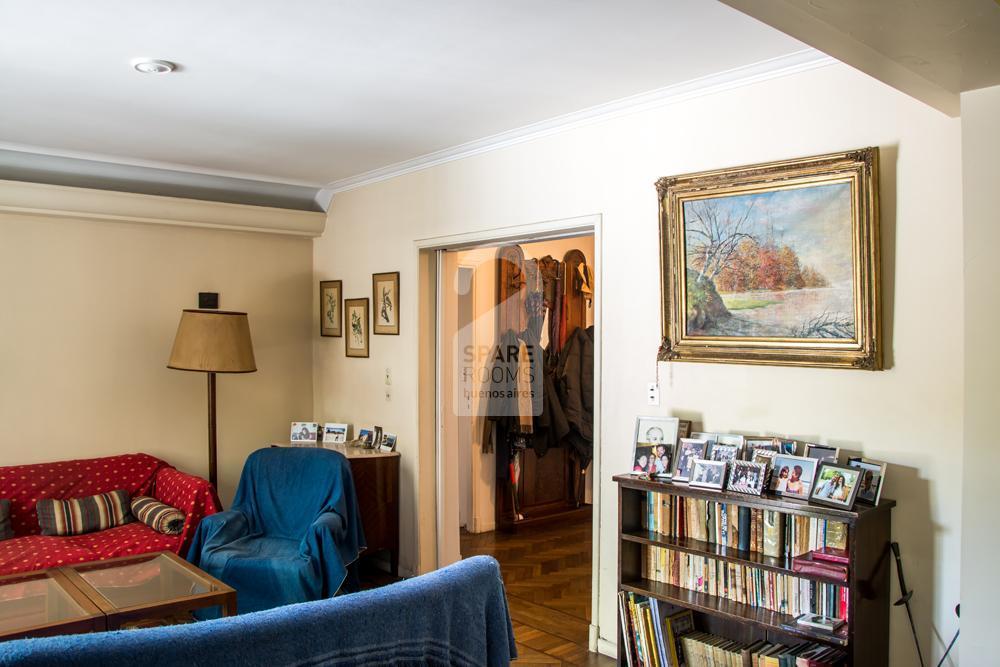 Living room in Belgrano