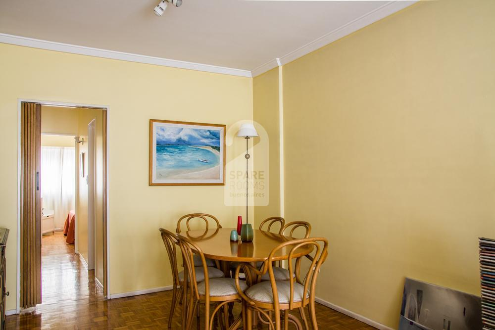 Dining room in Palermo
