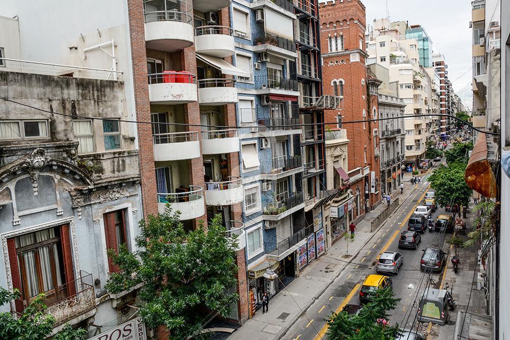 Montevideo street view