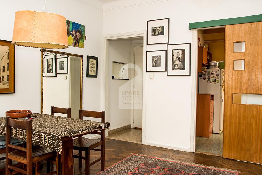 Dining room at Recoleta