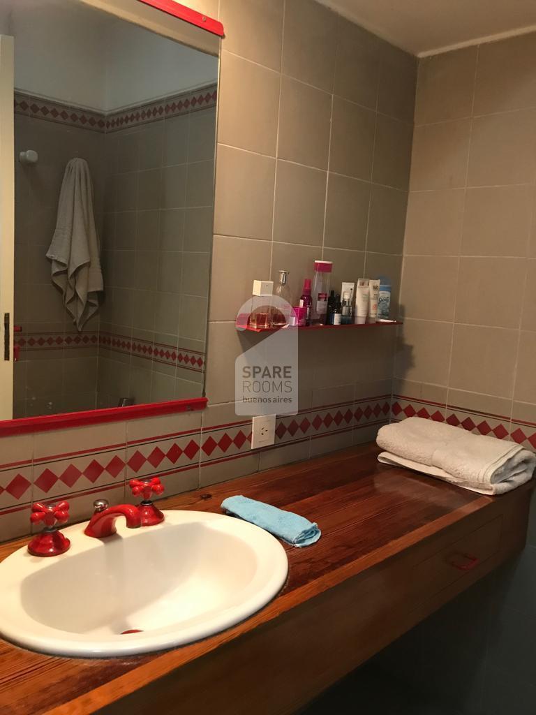 El baño privado
