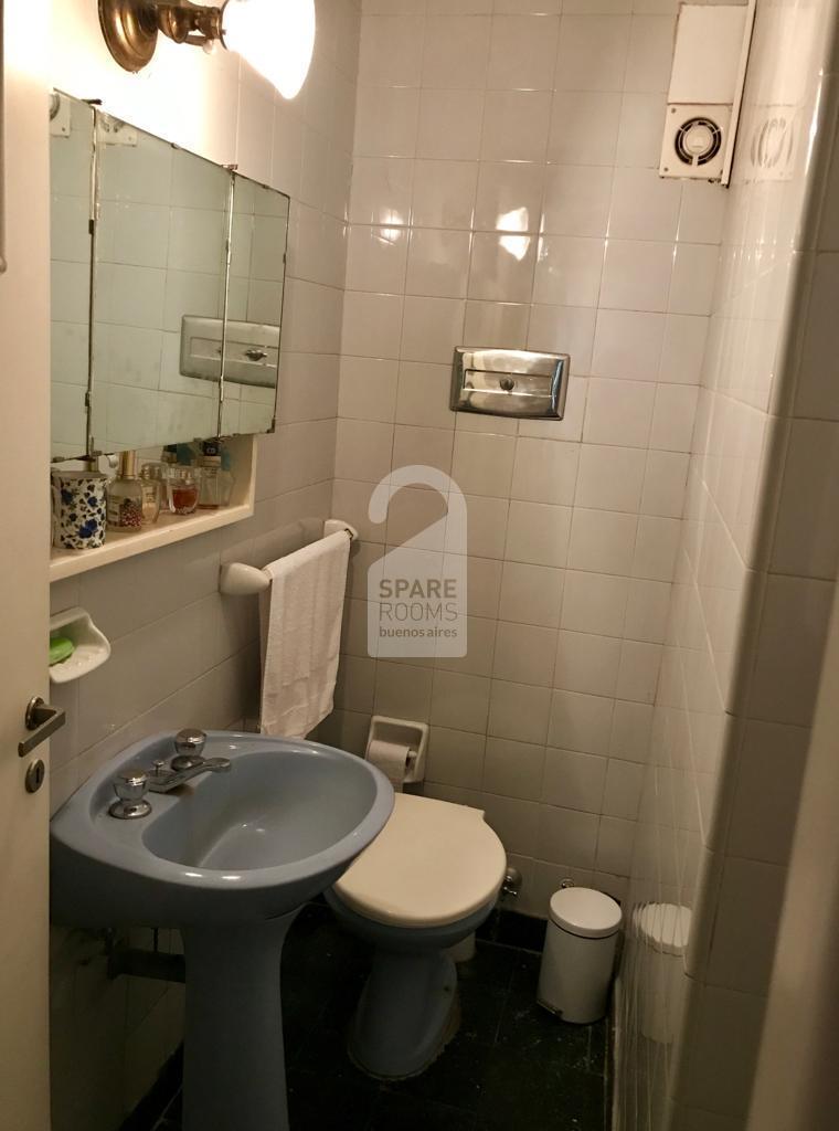 El toilette compartido