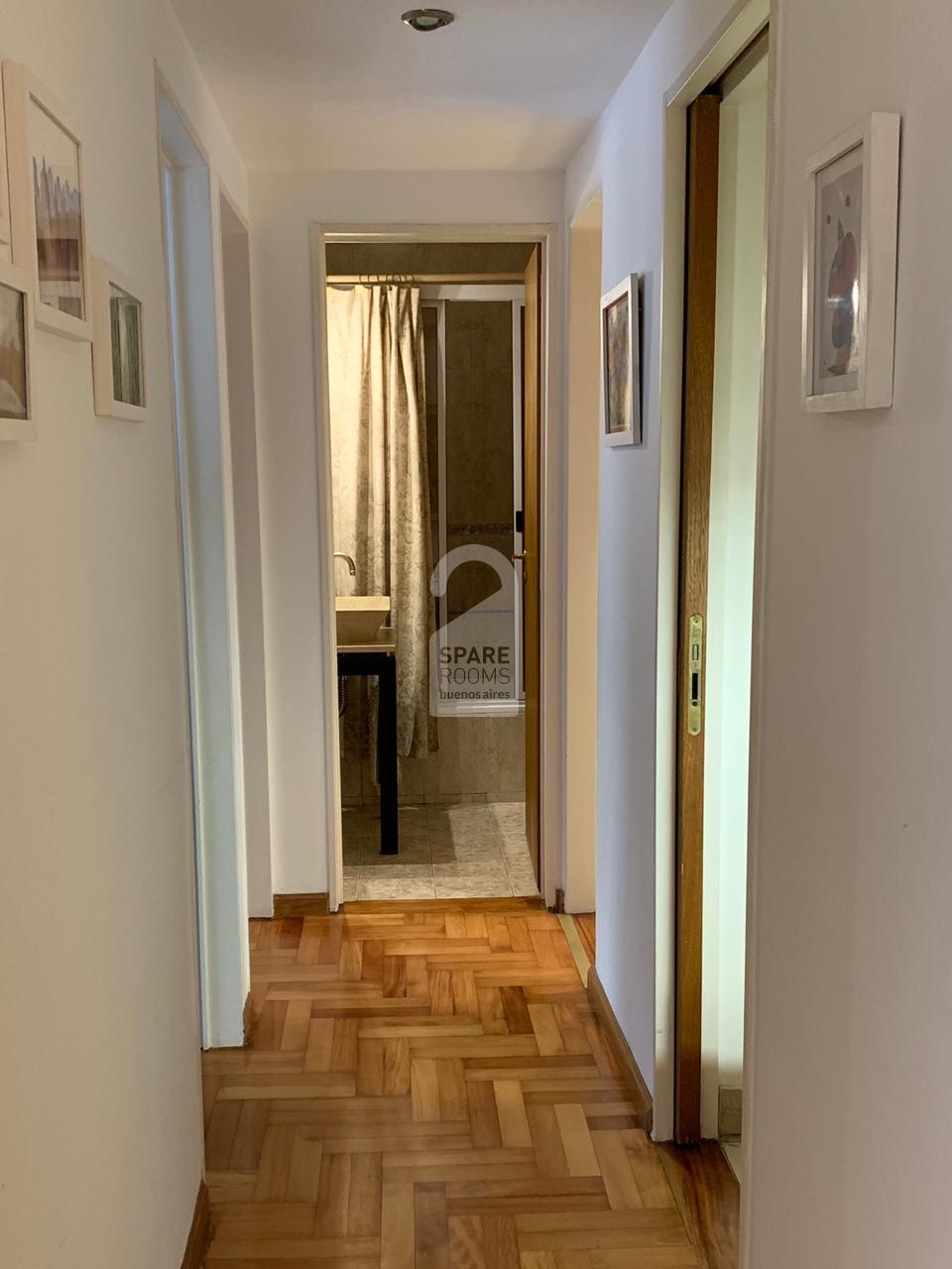 Hall access