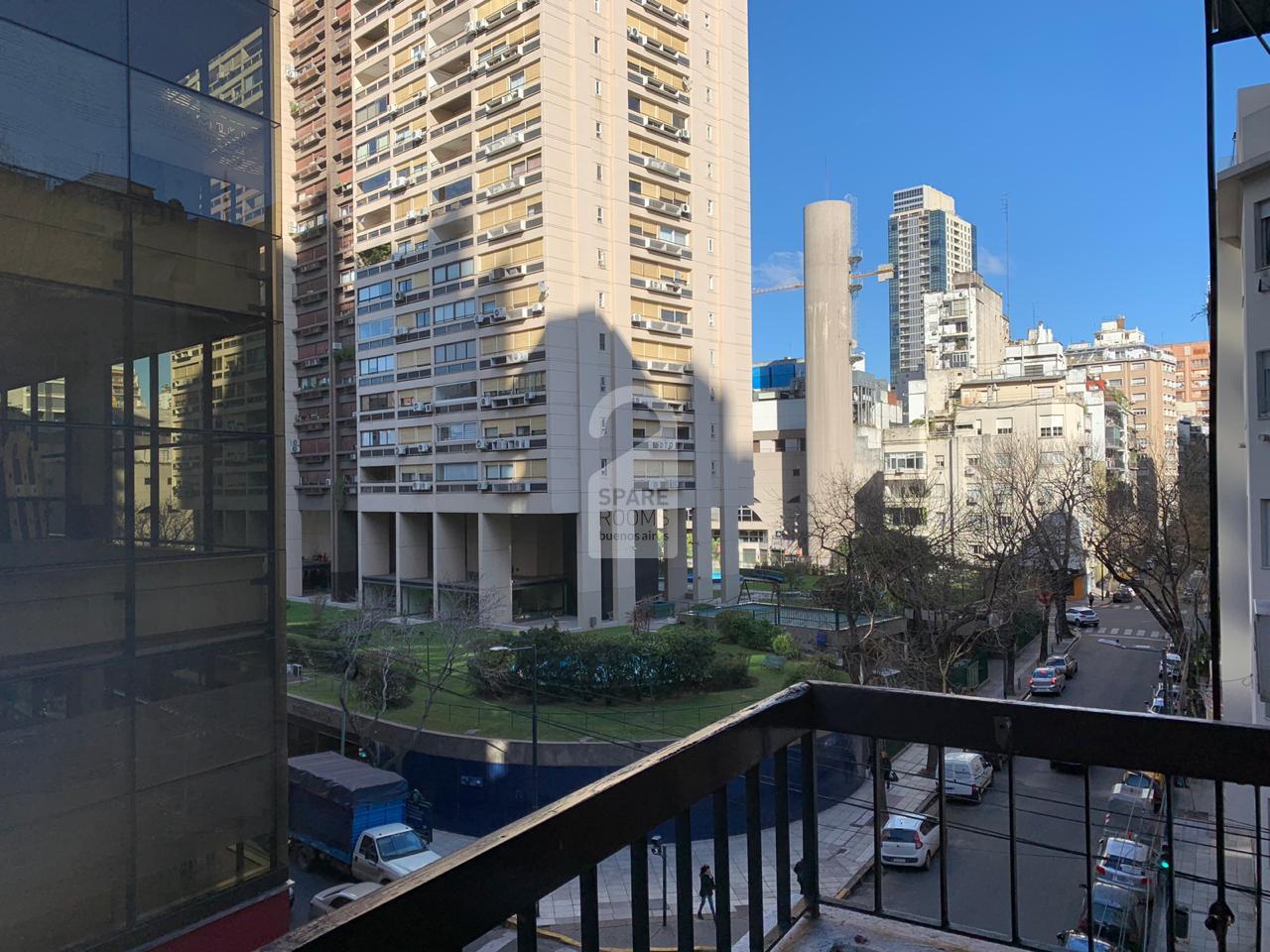 Open Balcony View