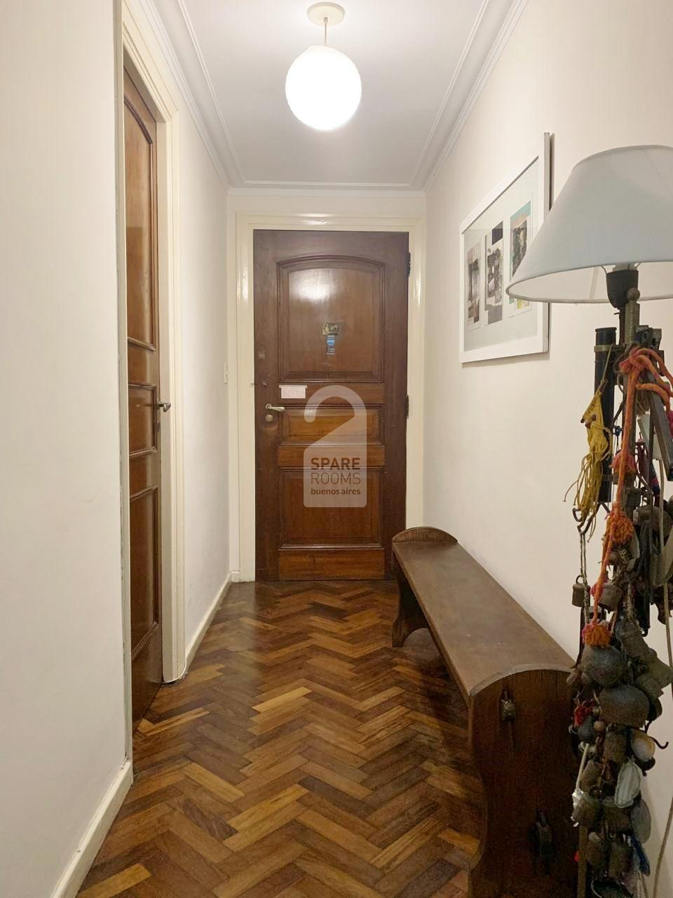 Hall apartment access