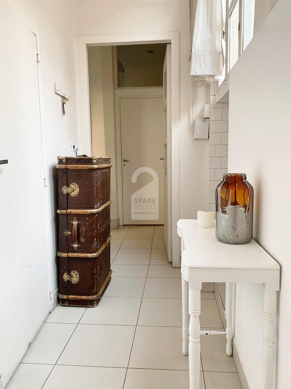 Hallway Kitchen access