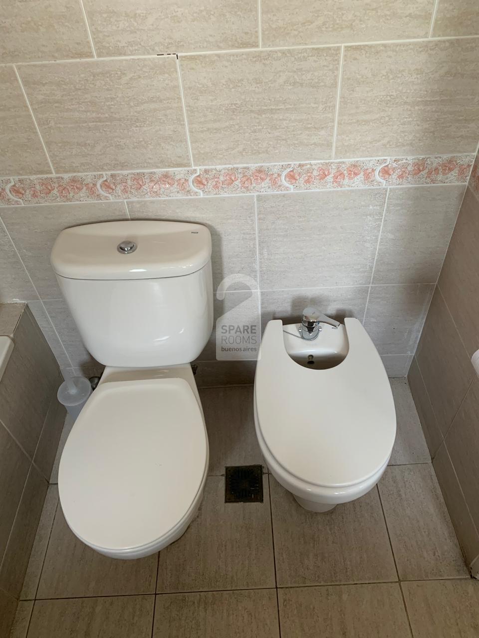 Baño Compartido