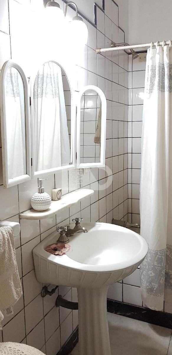 El baño en el primer piso