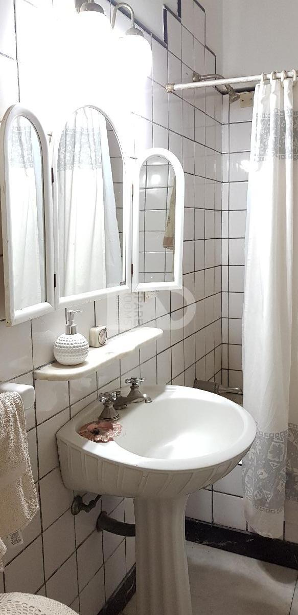 The bathroom in the first floor