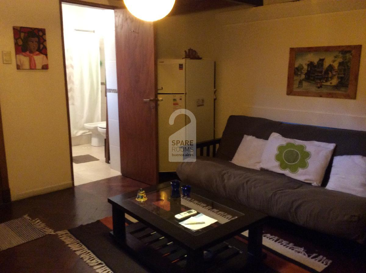 Nice and private Living room in San Telmo