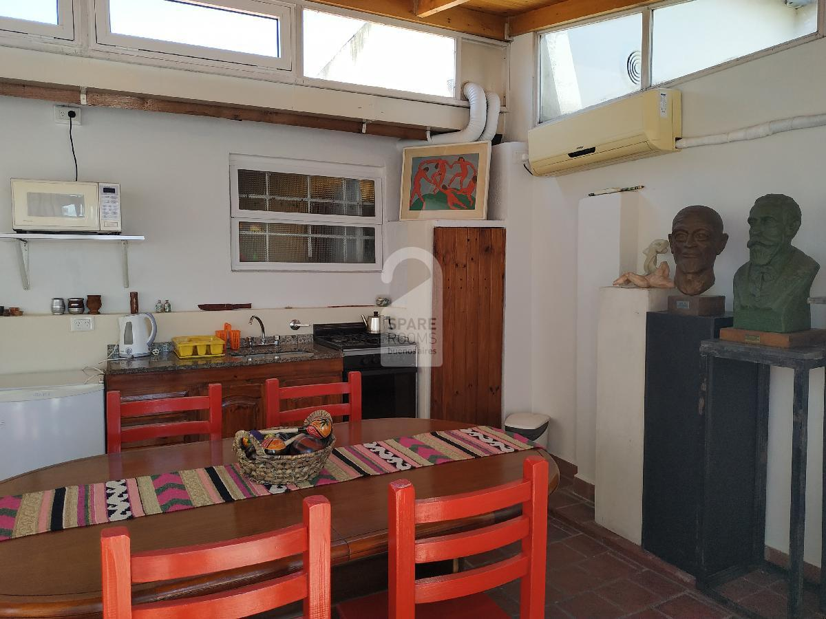 The Kitchen and dinning room