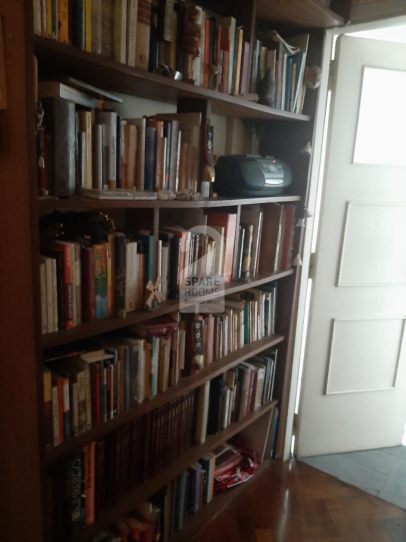Enorme biblioteca