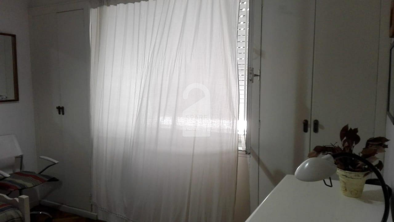 The window of the bedroom