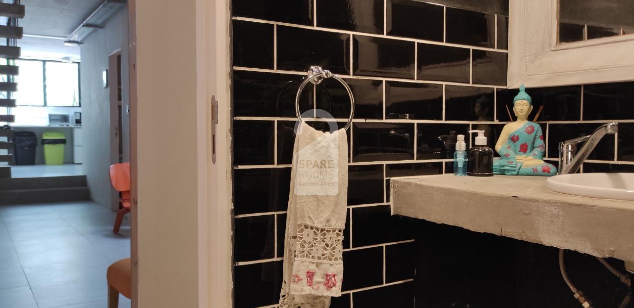 Shared bathroom gorund floor