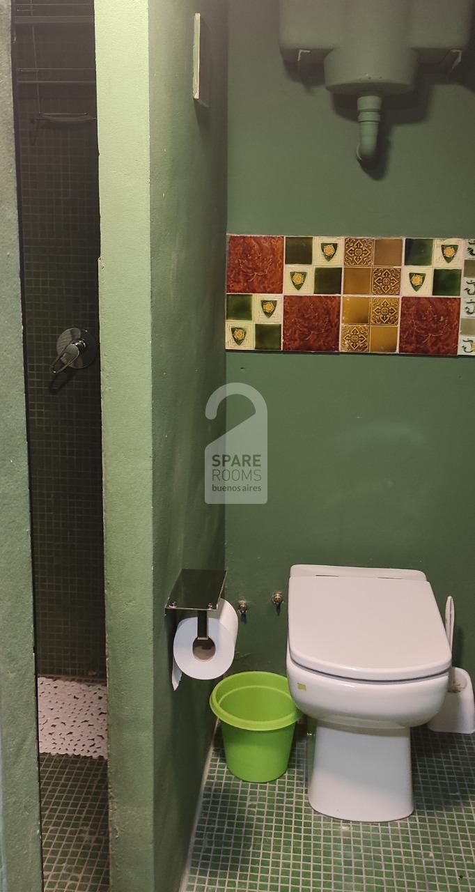Shared bathroom first floor
