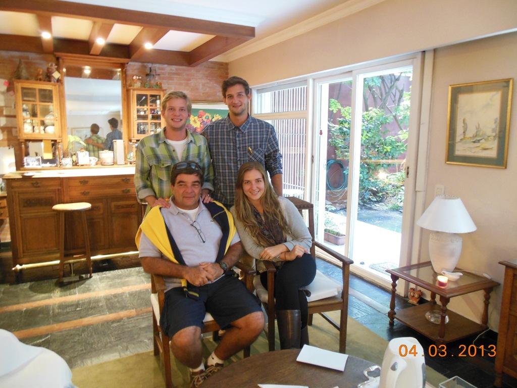 Spare Rooms Buenos Aires, desde Miami