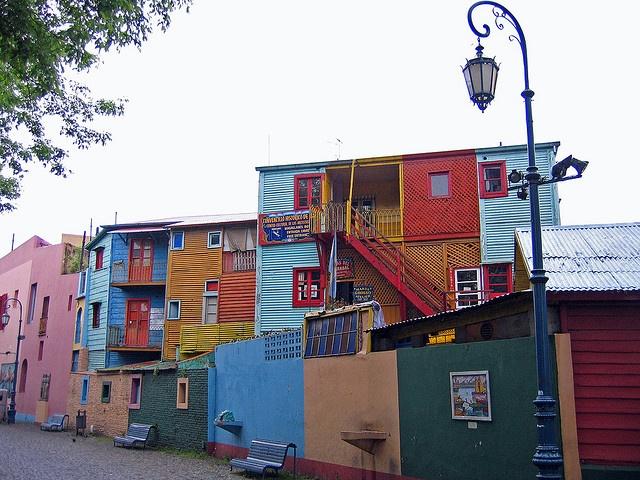 La Boca un lugar mágico de Buenos Aires