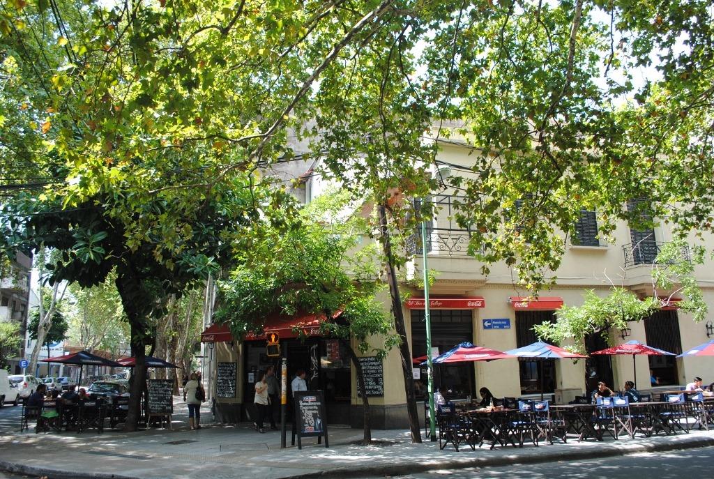 Vivir en Palermo