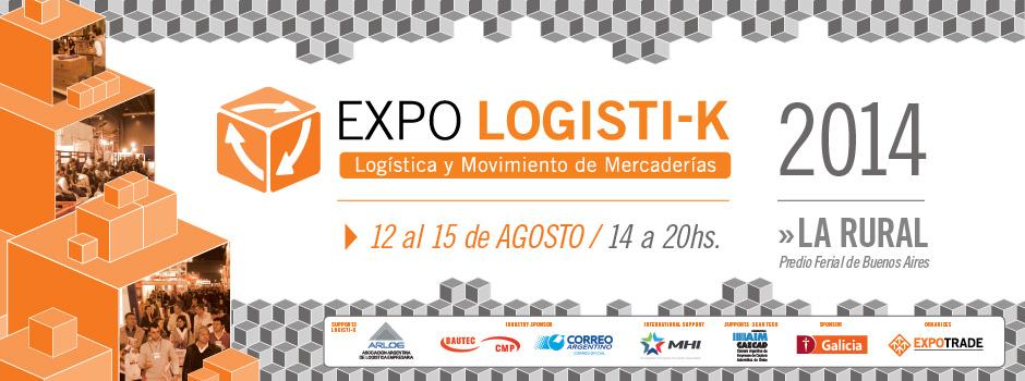 Tecnología en Buenos Aires, Expo Logisti-k 2014