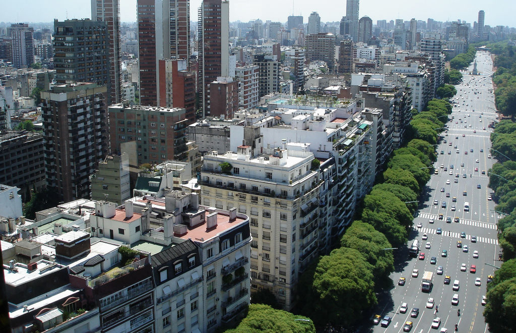 Un viaje en Buenos Aires