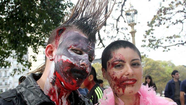 Halloween en Buenos Aires