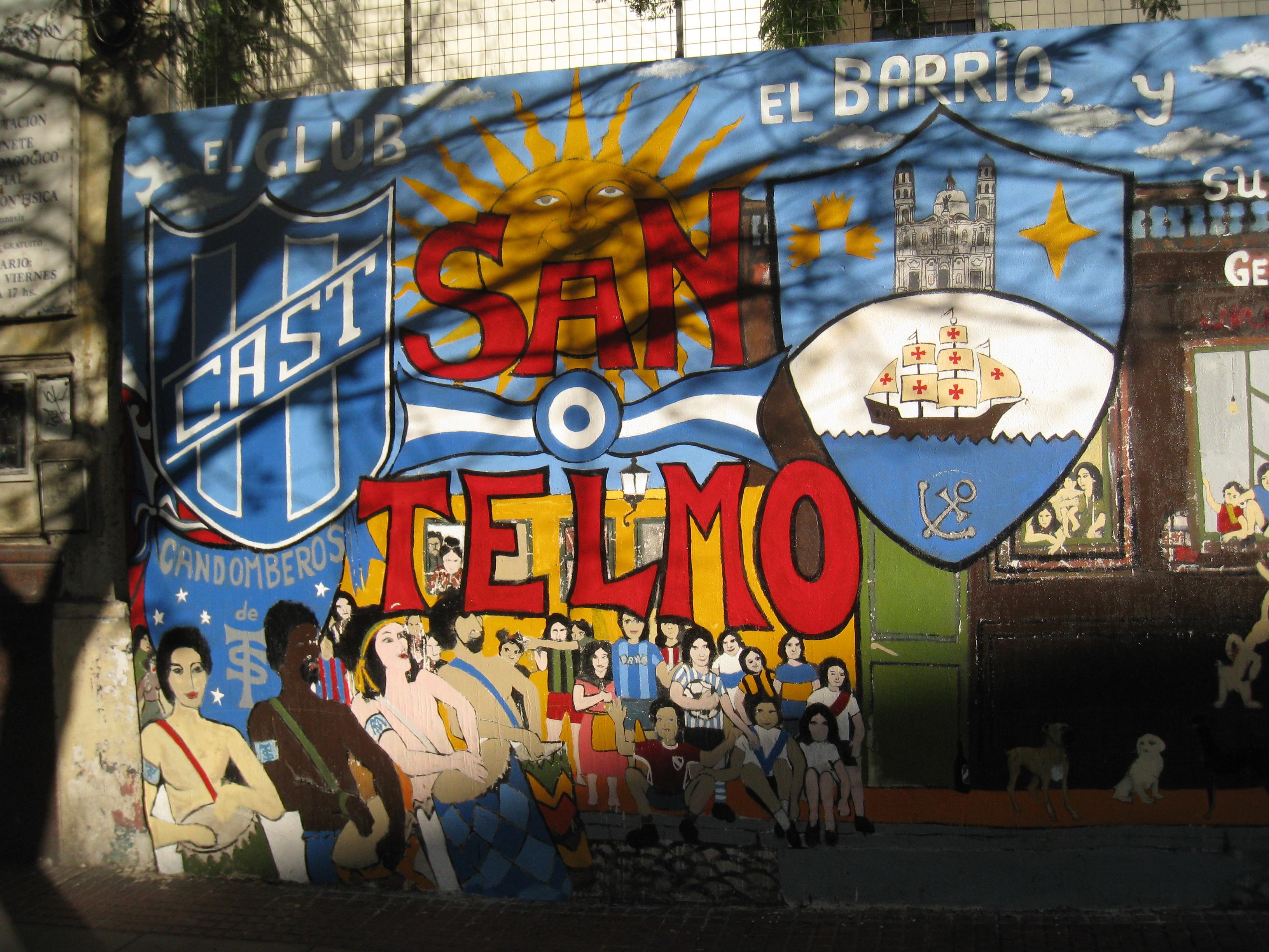 Los Tres Barrios imperdibles de Buenos Aires