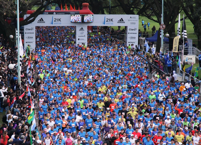 Maratón Buenos Aires 2014