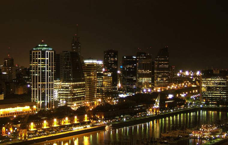 Buenos Aires, una ciudad que no duerme