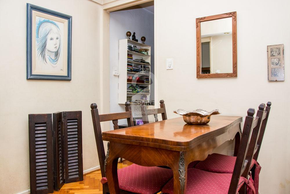 Dining room at Recoleta